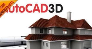 Fazer Curso Online de AutoCAD 3D