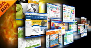 como criar sites grátis