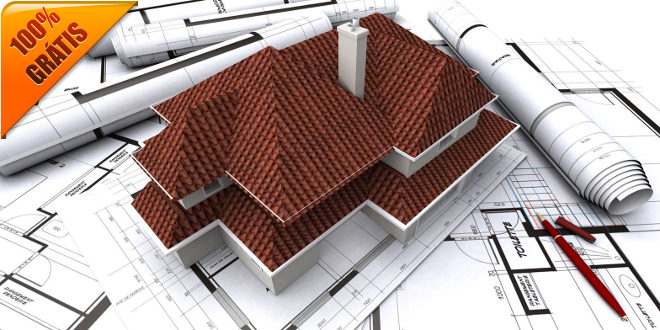 Curso gr tis sketchup como projetar uma casa em 3d for Build a building online free