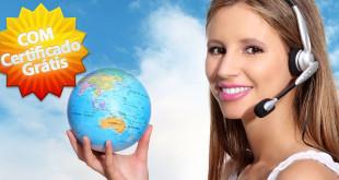 Curso de Agente de Viagens com Certificado