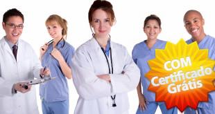 curso de capacitação em Enfermagem com certificado