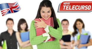 Inglês do Ensino Fundamental do Telecurso com Apostilas